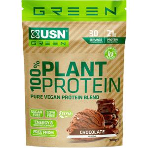USN 100% Plant Protein čokoláda 900g