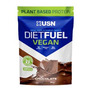 USN Diet Fuel Vegan čokoláda 880g
