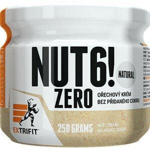 Extrifit Nut 6! Zero natural 250g