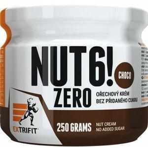 Extrifit Nut 6! Zero čokoláda 250g