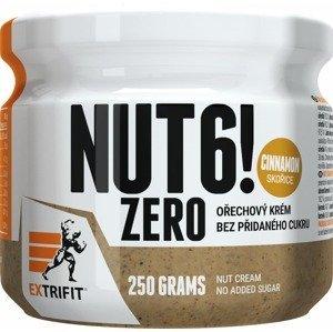 Extrifit Nut 6! Zero skořice 250g