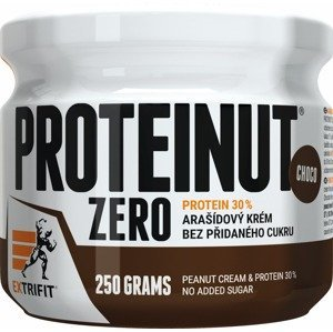 Extrifit Proteinut Zero Čokoláda 250g