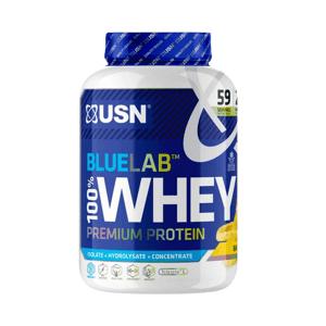 USN BlueLab 100% Whey Protein Premium banán 2000g
