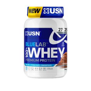USN BlueLab 100% Whey Protein Premium čokoláda 908g