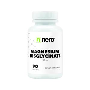 NERO Magnesium Bisglycinate 90 kapslí