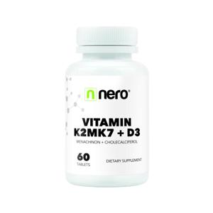 NERO Vitamin K2+D3 60 tablet