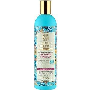 Natura Siberica  Siberica Rakytníkový šampon pro normální a mastné vlasy 400ml