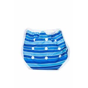 Bobánek Tréninkové kalhotky - Modré proužky