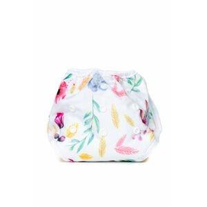 Bobánek Tréninkové kalhotky - Růžové květiny