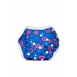 Bobánek Tréninkové kalhotky - Modré květiny