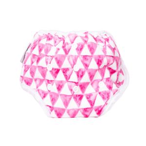 Bobánek Tréninkové kalhotky extra jemné - Trojúhelníčky