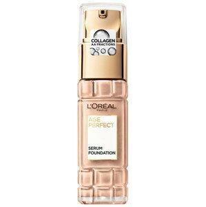 L'Oréal Paris Age Perfect kolagenový make-up pro zralou pleť, 160 Rose Beige 30ml