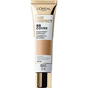 L'Oréal Paris  L'Oréal Paris Age Perfect BB Cover, 04 Medium Vanilla 30ml