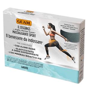 Deadia Cosmetics Masážní legíny Guam Sport,L/XL