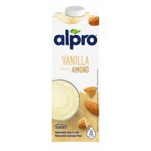 Alpro mandlový nápoj s vanilkovou příchutí 1l