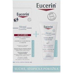 Eucerin AtopiControl Acute krém + krém na ruce