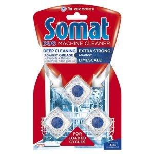 Somat Čistič myčky v tabletách 3ks