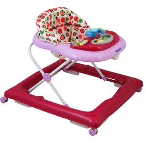 Dětské chodítko Baby Mix pink