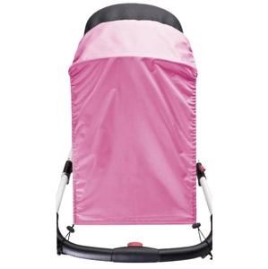 Caretero  Caratero Sluneční clona na kočárek pink