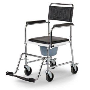 Meyra  HCDA - toaletní židle pojízdná