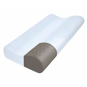 Meyra  Qmed - Anatomický polštář BAMBOO Pillow