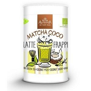 Altevita  Bio Matcha coco latte/frappe 220g