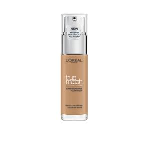 L'Oréal Paris  L´Oréal Paris True Match sjednocující krycí make-up 7D/7W Golden Amber 30ml