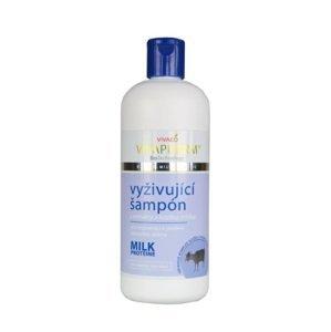 Vivapharm Vyživující šampon s extrakty z kozího mléka 400ml