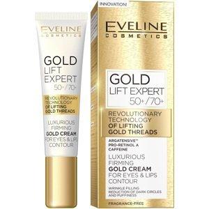 Eveline Cosmetics  Eveline Gold Lift Expert Eye cream 40+ 15ml