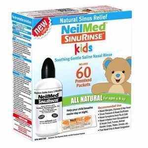 NeilMed Sinus Rinse Kids 120ml+60 sáčků