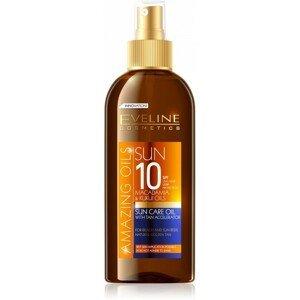 Eveline Cosmetics  Eveline Amazing Oils - Sun Care oil SPF 10 150ml