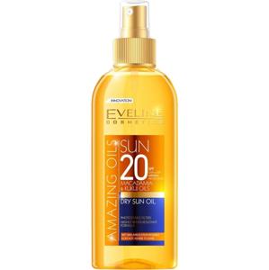 Eveline Cosmetics  Eveline Amazing Oils - Dry Sun oil SPF 20 150ml