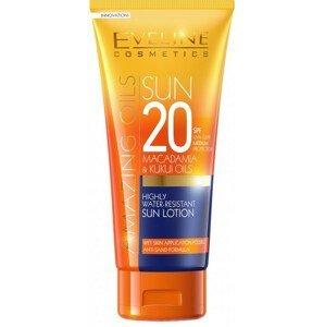 Eveline Cosmetics  Eveline SunCare mléko na opalování SPF 20 200ml