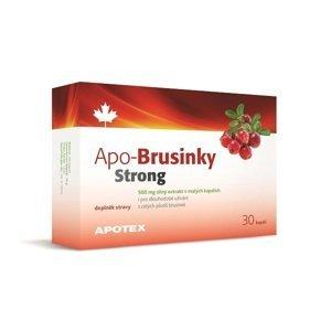 APO-Brusinky Strong 500 mg orální tobolky 30