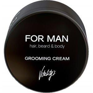 Vitality's For Man Hydratační krém na vlasy Grooming Cream 100ml