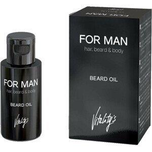 Vitality's For Man Olej na vousy Beard Oil 30ml