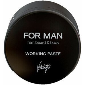 Vitality's For Man Modelační pasta na vlasy Working Paste 100ml