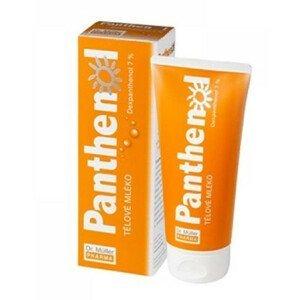 Dr.Müller Panthenol tělové mléko 7 % 200ml