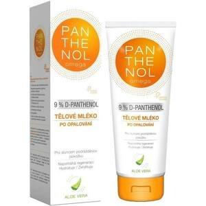 Panthenol Omega 9% tělové mléko po opalování 250ml