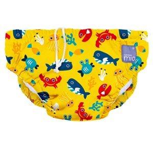 Bambino Mio Kalhotky koupací Deep Sea Yellow vel.XL