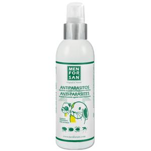MenForSan Antiparazitní a repelentní sprej pro fretky a hlodavce 125ml