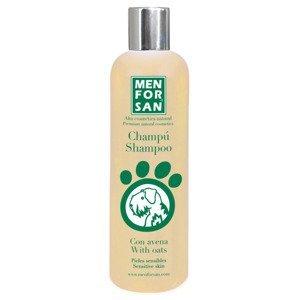 Menforsan Přírodní šampon pro citlivou pokožku pro psy 300ml