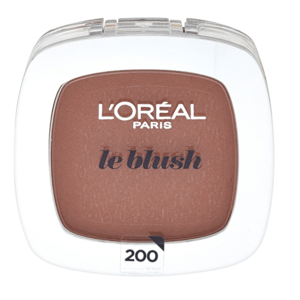 L'Oréal Paris  L´Oréal Paris True Match Le Blush tvářenka 200 Golden Amber 5g