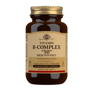 Solgar B-komplex 50 50cps