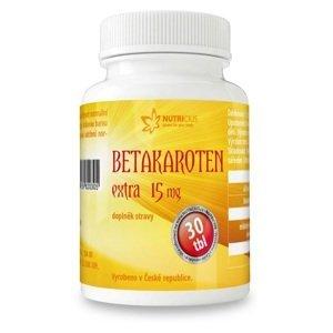 Nutricius Betakaroten EXTRA 15mg 30 tablet