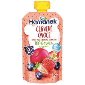 Hamánek Kapsička Červené ovoce 3x100g