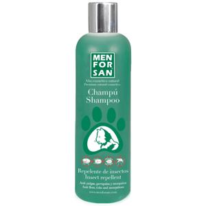 Menforsan Antiparazitní a repelentní šampon pro kočky 300ml