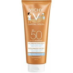 Vichy Idéal Soleil Ochranné mléko pro děti na obličej a tělo SPF 50 300ml