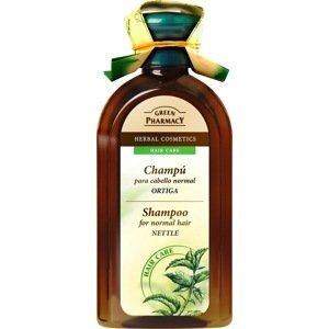 Green Pharmacy Šampón pro normální vlasy Kopřiva 350ml