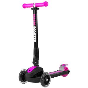 Milly Mally Dětská koloběžka Magic Scooter pink